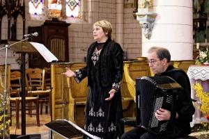 Concert Elisabeth Kollar Becker et Willy Malaroda